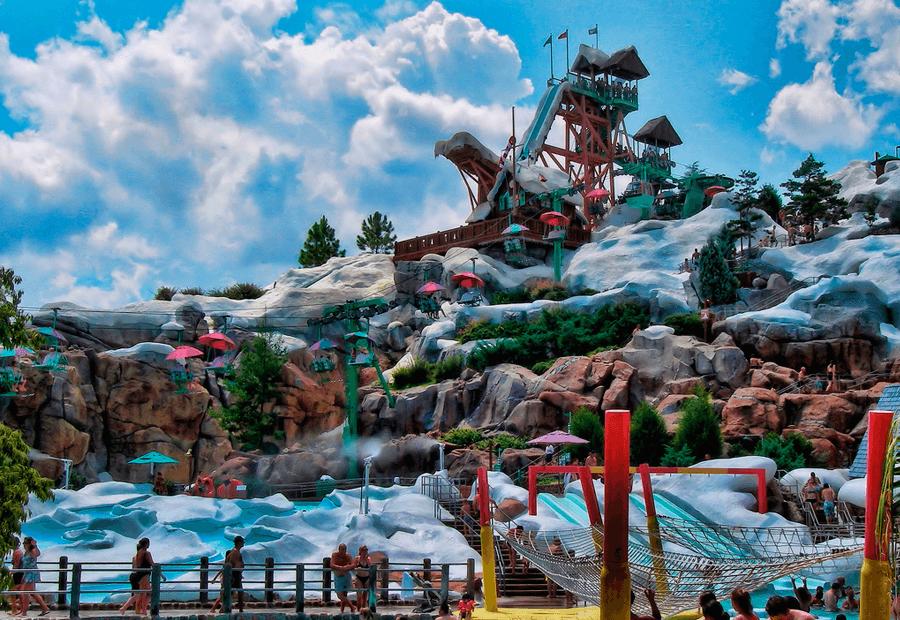 Parques Acuáticos Disney
