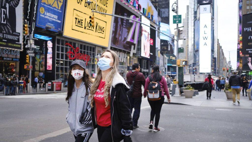 Vacuna gratis para turistas en Nueva York